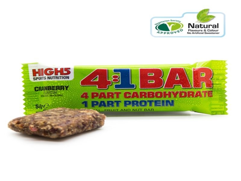 high5 4to1 bar cranberry