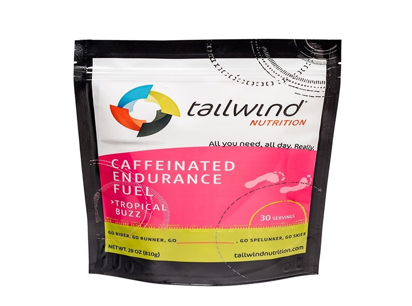 Tailwind Nutrition Caffeinated Endurance Fuel – Tropical Buzz ( 30 Serving )